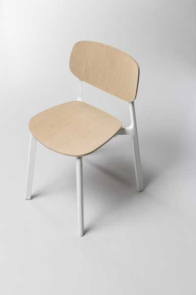 COLANDER Chair Wood