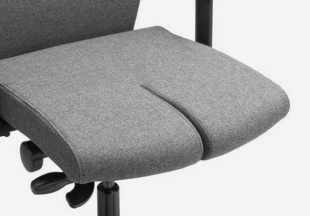 LOFFLER+ Bureaustoel - Arthrodese zitting