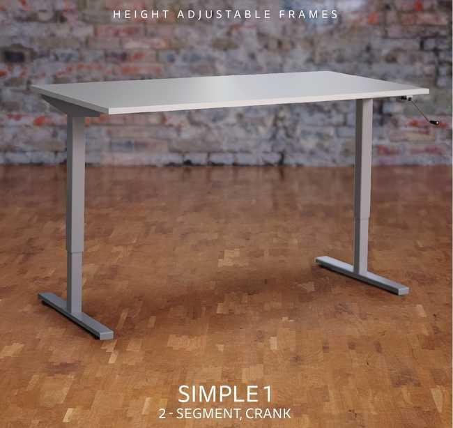 SIMPLE I - Slingerverstelbaar