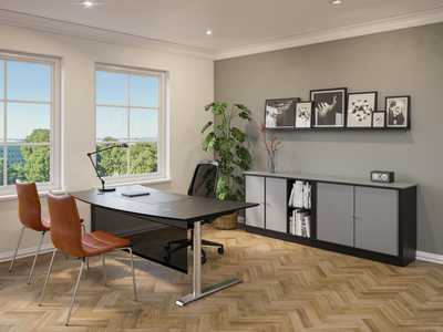 QUADRO Sit & Stand desk