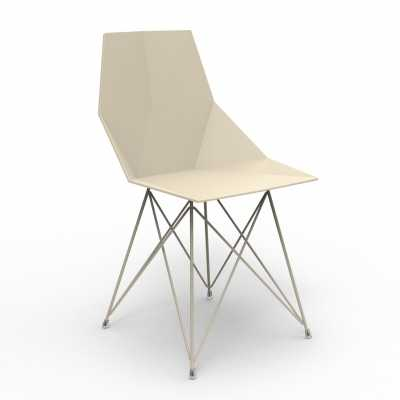 FAZ Inox Chair