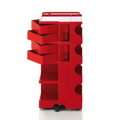 BOBY 4/4 Red
