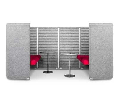 Soundroom WORKING ROOM / Triple Low Seating