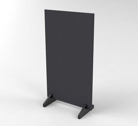 QUADRO Free Standing Screen 143cm/158cm