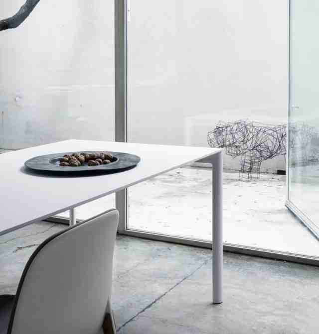 MAKI Alucompact/Pure White (80cm)