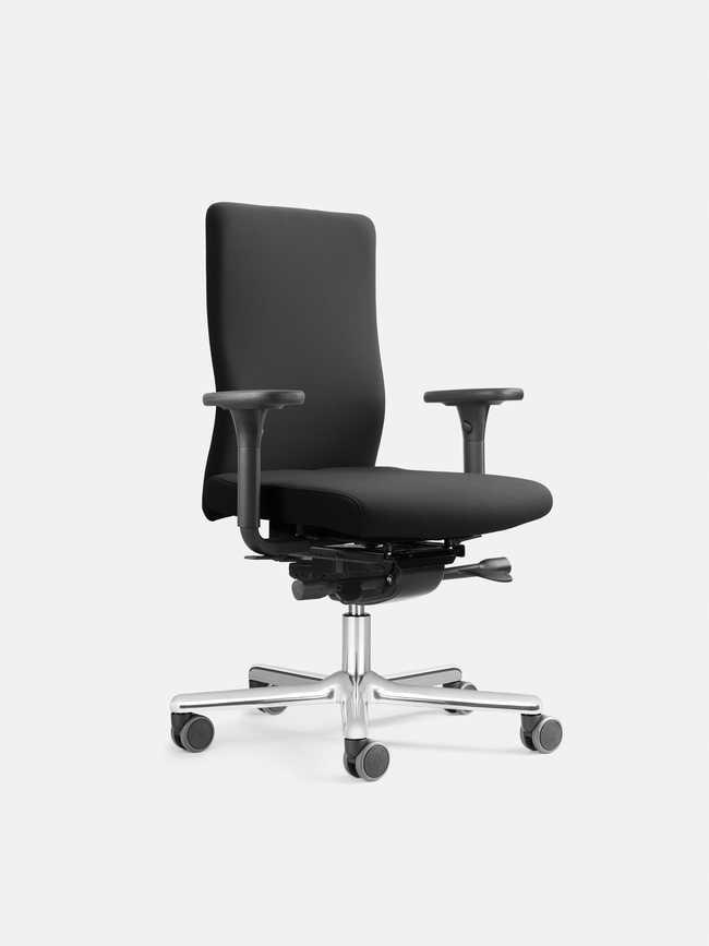 LOFFLER+ Bureaustoel met Pocketvering