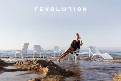 IBIZA Armchair - REVOLUTION -