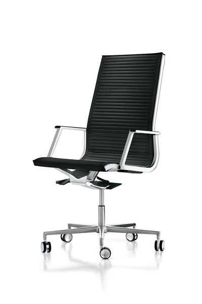 NULITE Ribbed bureaustoel 26040