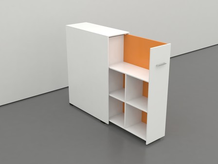 QUADRO Pull-Out Cabinet (HIGH)