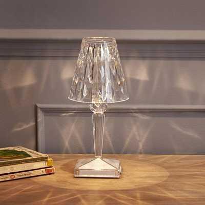 BATTERY LED Tafellamp