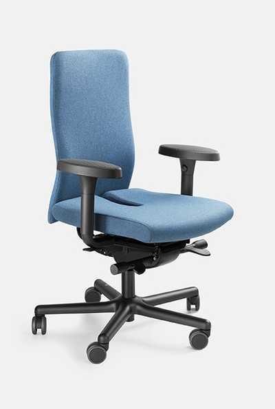 LOFFLER+ Bureaustoel - Stuitbeenontlasting