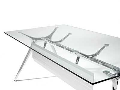 ARKITEK Glass Bureautafel