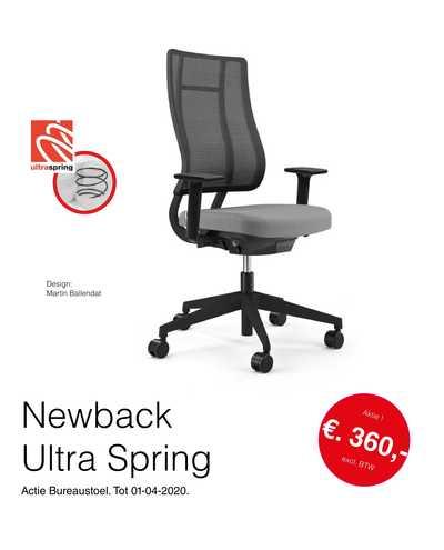 NEWBACK Ultra Spring