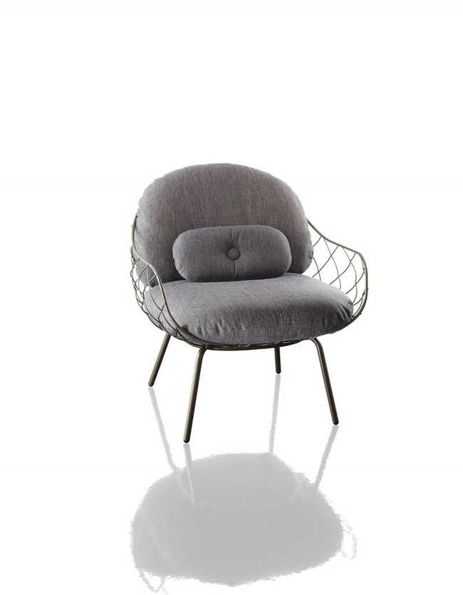 PINA LOW CHAIR OUTDOOR