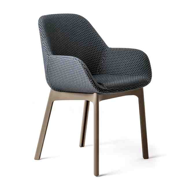 CLAP Armchair Melange Relief