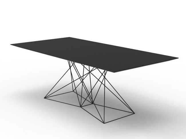 FAZ INOX Table