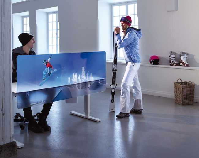 ScreenIT Plexi met Print
