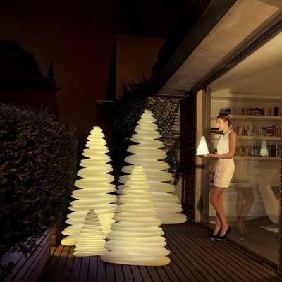 CHRISMY Tree 200cm LED White