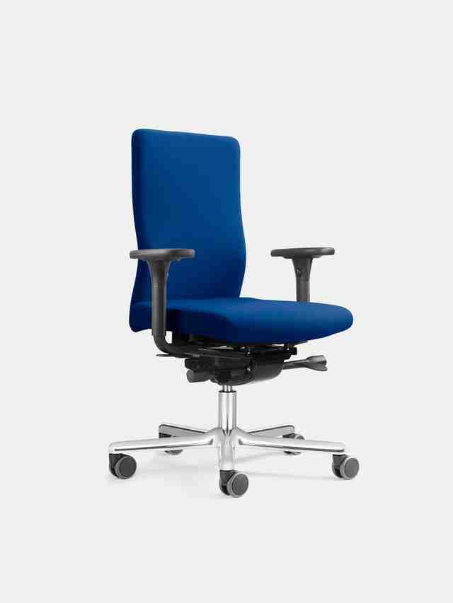 LOFFLER+ Bureaustoel - Visco-Elastische zitting